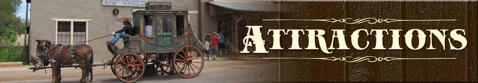 Tombstone Arizona Attractions