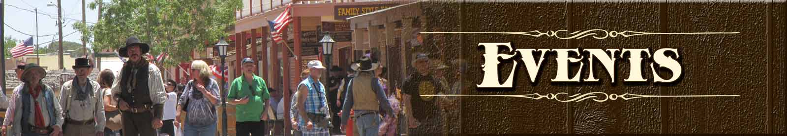 Tombstone Arizona Events