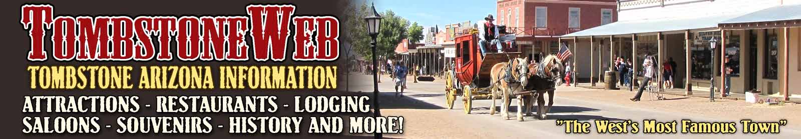 Tombstone Arizona Information