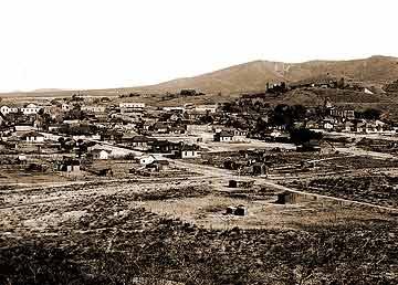 Tombstone Arizona overview