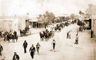 Decoration Day in Tombstone Arizona