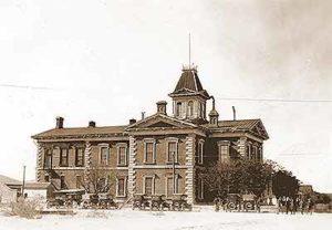 Cochise County Courthouse Tombstone Arizona