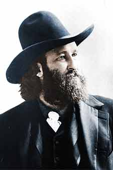 Ed Schieffelin - Founder of Tombstone