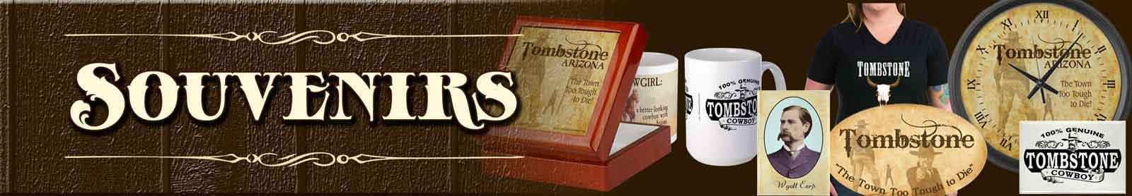 Tombstone Arizona Souvenirs